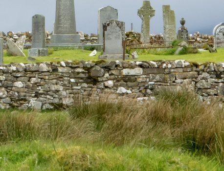 Irish Cemeteries